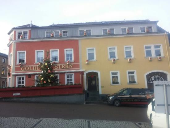 Frauenstein, Germania: Goldener Stern Hotel