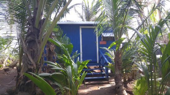Casa Iguana: My room for the weekend, Casita #4