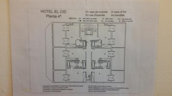 Hotel El Cid: EC