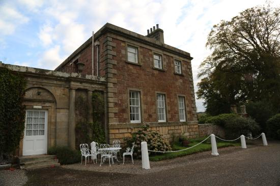 Culloden House Hotel Afternoon Tea