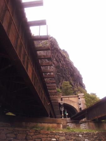 Train Tunnnel Picture Of Harpers Ferry National Historical Park - Trip advisor harpers ferry