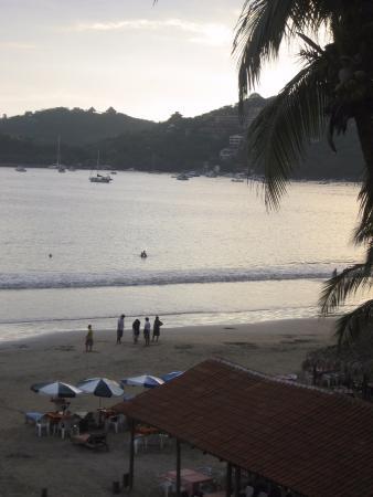 Beach in Colonia La Madera