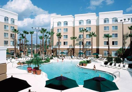 Piscina Picture Of Springhill Suites Orlando Lake Buena