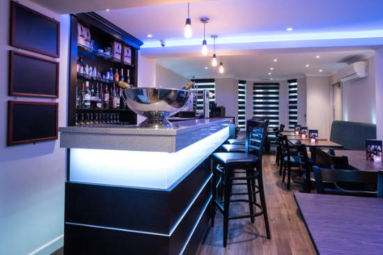 Eccles, UK: Bar