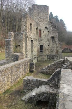 Witten, Deutschland: Burg Hardenstein