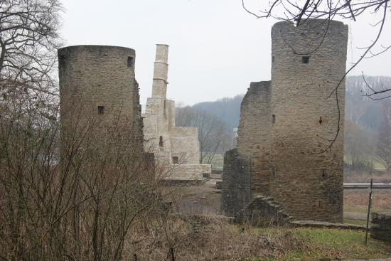 Witten, Germany: Burg Hardenstein