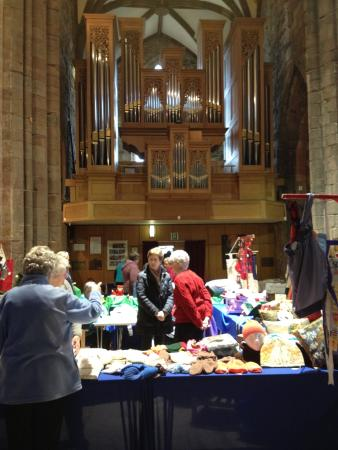 St Mary's Church: Martinmas fayre