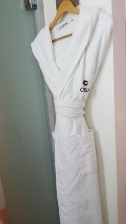 Cesar Resort & Spa: Robe included in room