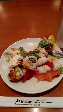 Minado Restaurant: IMG_20151216_124154263_large.jpg