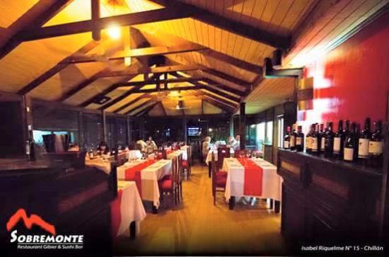 Sobremonte Restaurant