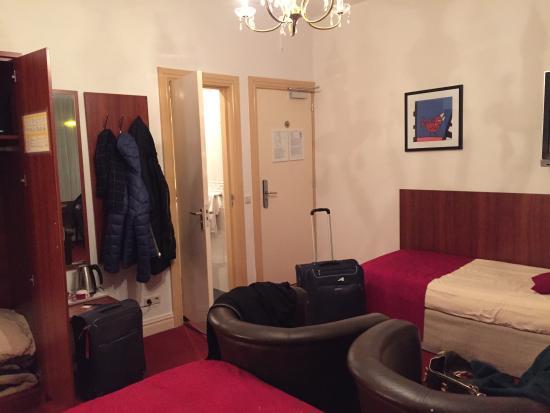Amsterdam Hotel Parklane Photo