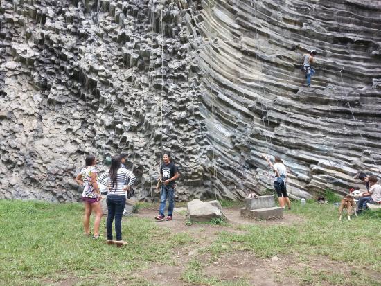 Panama Rock Climbing Foto