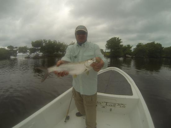 Chasin Tail: no need to be a Pro to get a trophy fish