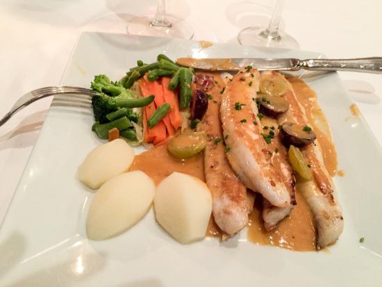 La Alcaria de Ramos: Main course Fish
