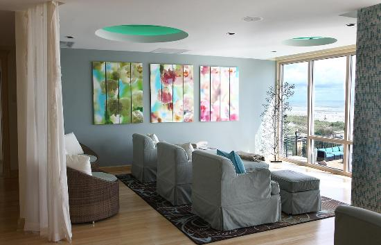 One Ocean Resort & Spa: Waiting area of the Spa.