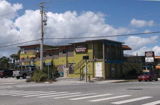 San Marina Motel: 10 mars 2015