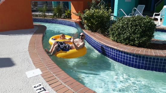 Crown Reef Beach Resort And Waterpark Lazy River