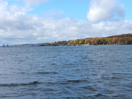 Barrie, Canada: Shoreline