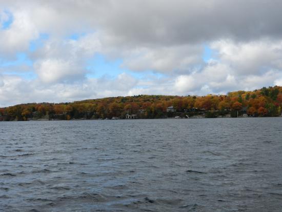 Shoreline of Barrie