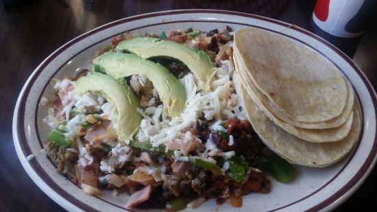 Taqueria Cuernavaca: Alambre Dish