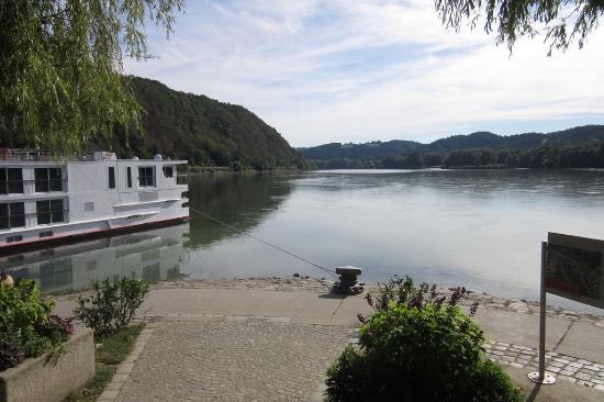 IBB Hotel Passau Sued: Passau, where the rivers meet.