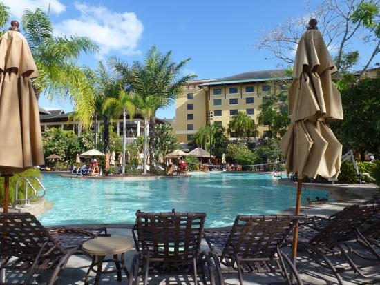 Picture of loews royal pacific resort at for Pool show orlando 2015