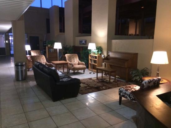 Ramada Plaza Casper Hotel and Conference Center: chillin