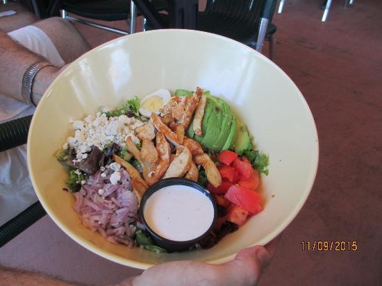 Georgie's Alibi Monkey Bar: Cobb Salad