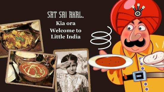 KiaOra Welcome to Little India