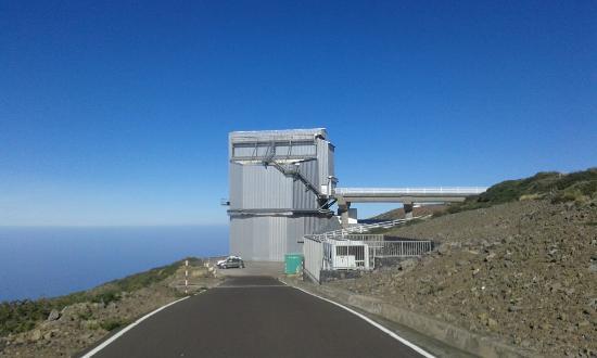 Telescopio Nazionale Galileo: 20151216_162713_large.jpg