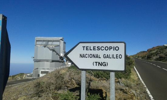 Telescopio Nazionale Galileo: 20151216_162635_large.jpg