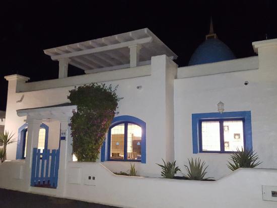 Bahiazul Villas & Club: Front of villa