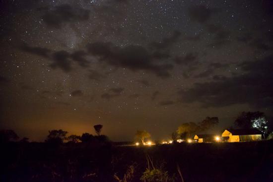 Ubuntu Camp, Asilia Africa: Camp at Night