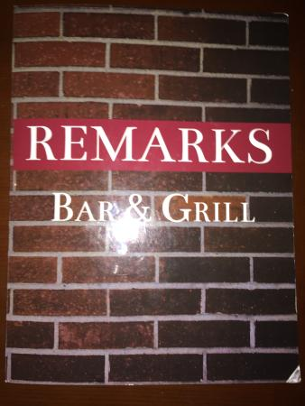 Remarks Bar & Grill