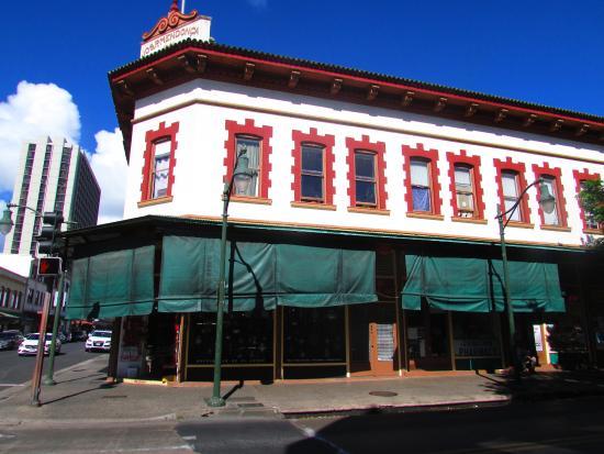 Mendonca Building