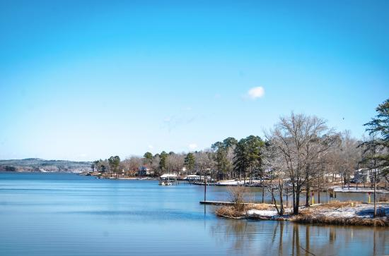 The Retreat at Colonel Creek: View of Lake Wateree