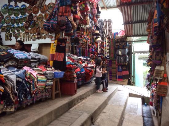 Machu  Picchu market adjacent to the train station: photo9.jpg
