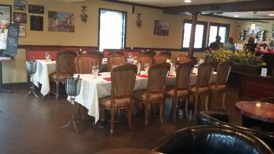 Jeffersonville, IN: Olive Leaf Bistro