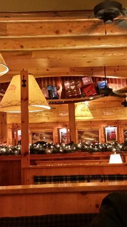 Modesto, Kalifornia: Christmas ag Joe's...