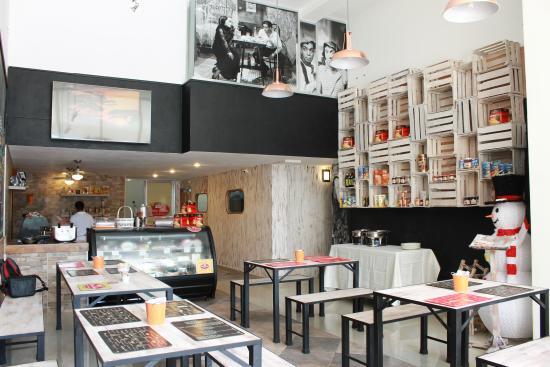 Dona Delia Ita-Mex Gourmet