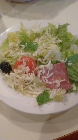 Romano's Italian Restaurant: House Salad