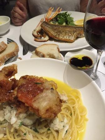 Fazio's: mouth watering !