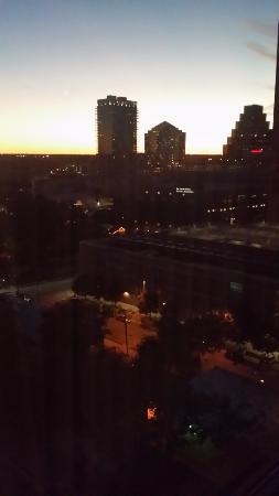 Hilton Garden Inn Austin Downtown/Convention Center: 14th Floor View