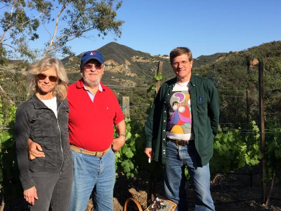 Malibu Family Wines: The Gang