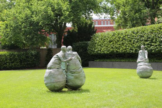 Hirshhorn Museum Picture Of Hirshhorn Museum And Sculpture Garden Washington Dc Tripadvisor