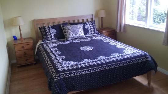 Whangarei, Nueva Zelanda: Kohinui Lodge - Queen Bed