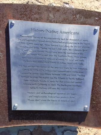 Essex, CA: History Native American