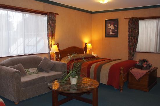 Winter-Rose Cottage B&B: Studio-queen bed