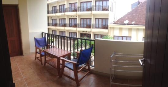 Kuta Town House Apartments: Deluxe 2 Bed, 2 Bath
