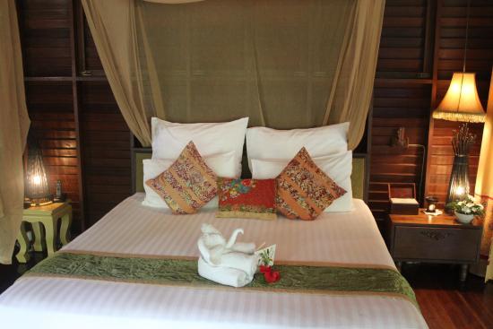 Zeavola Resort: Cama
